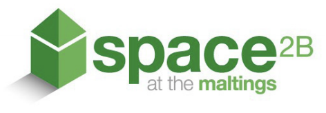 Space2b at The Maltings logo