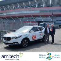 Amitech IT and Kidney Wales
