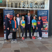 Cardiff 10k 2019 Launch Event