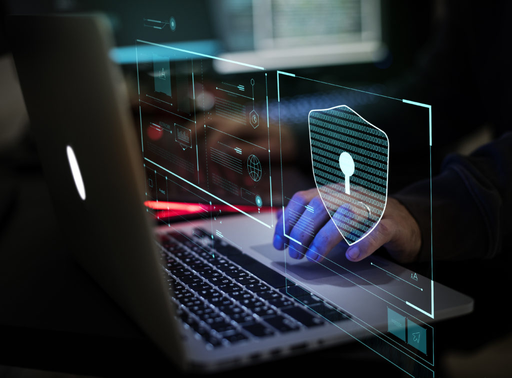Digital crime and it security by an anonymous hacker